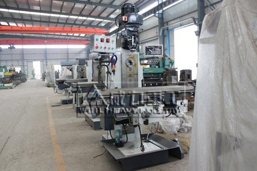造chengX5036升降tai立式铣床价格不一的yuanyin